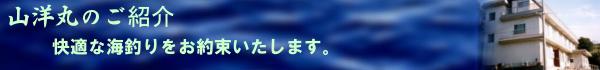 山洋丸のご紹介